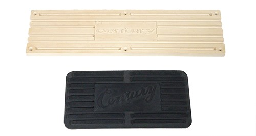 Molded Rubber Step Pads