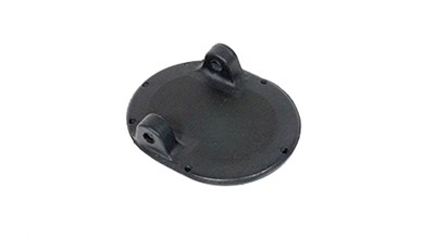 Molded Rubber Exhaust Seal Assembly with Nylon Insert