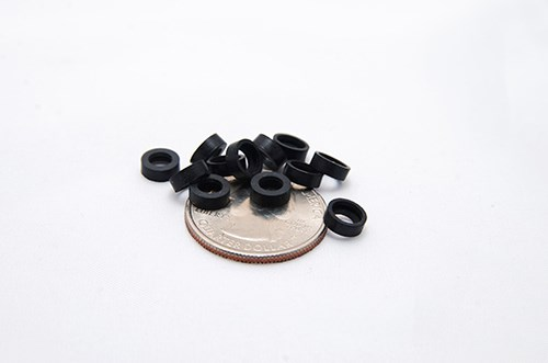 Molded Rubber Valve Seals