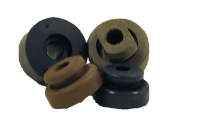 Custom Colored Rubber Grommets
