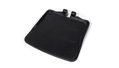 Molded Rubber Covered Foot Rest for Electric Wheelchair