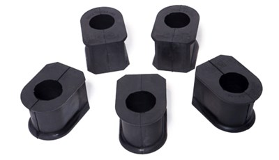 Molded Rubber Stabilizer Bushing With Greased ID