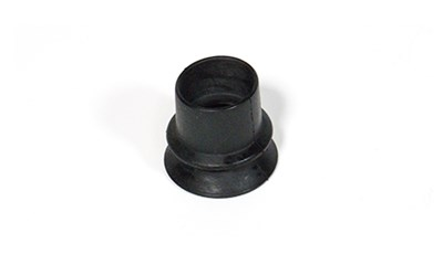 Rubber Molded Eyepiece for Rifle Scope