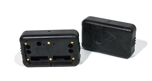 Molded Rubber Enclosure Cover
