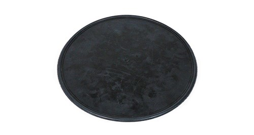 Molded Rubber Diaphragm for Aeration