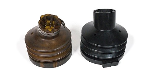 Molded Rubber Bellows for Advanced Metering Gas Pump