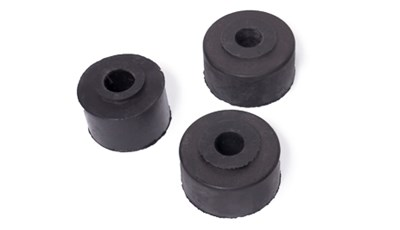 Custom Molded Rubber Bushings