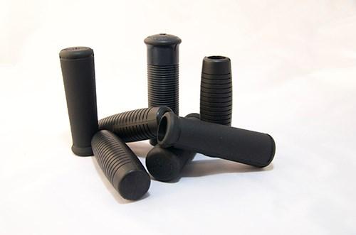 Custom Molded Rubber Handle Grips Custom Rubber Corp