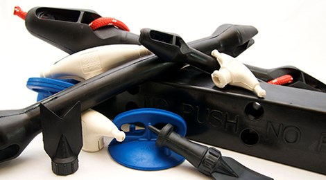 Molded Rubber Marine Products