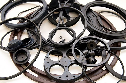 Round Molded Rubber Gaskets and Seals | Custom Rubber Corp