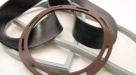 Molded Rubber Door Seals