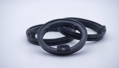 Special Rubber Instrument Gasket