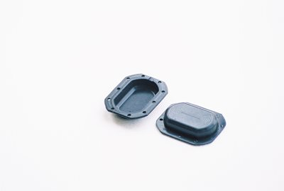 Molded Silicone Rubber Protective Cover