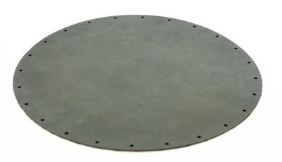 Molded Rubber Aeration Disk