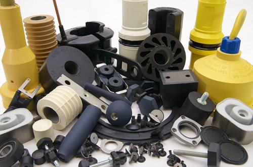 Rubber to Metal Bonding | Custom Rubber Corp.