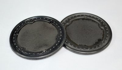 Molded Rubber and Metal Diaphragm