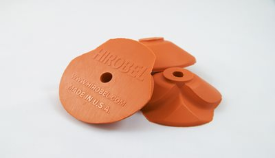 Molded Silicone Rubber Clamping Disk